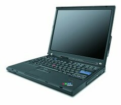 The ThinkPad T60, the dawn of a new era.