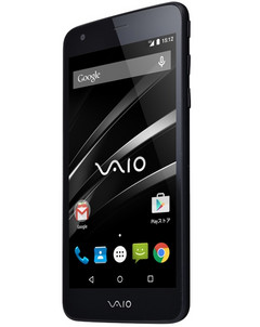 VAIO Phone Android smartphone with Qualcomm Snapdragon 410 and 2 GB RAM