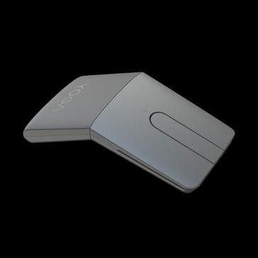 The Lenovo Yoga Mouse is 5 mm thick at its thinnest point. (Source: Lenovo)