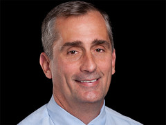 Now former Intel CEO, Brian Krzanich has been forced to resign. (Source: Intel)