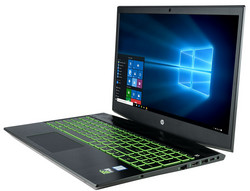 In review: HP Pavilion Gaming 15t 3BJ31AV. Test model provided by Computer Upgrade King