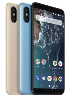 The Xiaomi Mi A2 is now official. (Source: Xiaomi)