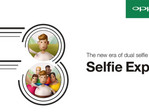 "The Oppo F3 and F3 Plus feature dual front cameras for ""expert"" control of your selfies (Source: Oppo)"