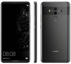 Huawei Mate 10 Pro may be coming soon with dedicated AI processor (Source: evleaks)