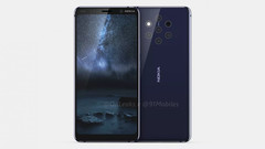The Nokia 9 will reportedly feature a QHD display and a penta-lens PureView camera setup. (Source: 91Mobiles)