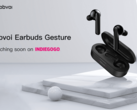 The new Mobvoi Earbuds Gesture. (Source: Indiegogo)