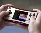 GPM280, a retro console based on the Raspberry Pi Compute Module 3+ Lite. (Image source: Waveshare)