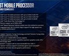 Like Renoir-H, Intel Comet Lake-H will lack an integrated Thunderbolt 3 controller (Image source: Intel)