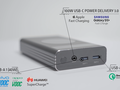 The Flash wants to be all power banks to all users. (Source: Indiegogo)