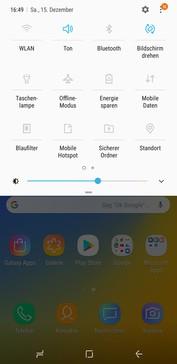 Samsung Galaxy A9 (2018) Smartphone Review - NotebookCheck net Reviews