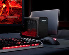 The Gaming Box comes in a compact and portable size. (Source: Gigabyte)