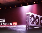 The new Radeon VII will go head to head with the RTX 2080 GPU from Nvidia, and it will be priced around US$50 lower than the competition. (Source: Tom's Hardware)