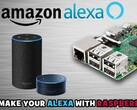 The Raspberry Pi can be utilised as an Amazon Alexa device thanks to a simple project. (Image source: Hackster.io)
