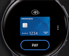 Wearable payments may really take off in the coming decade. (Source: Samsung)