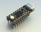uChip: An ultra-compact Arduino Zero alternative that costs just €20 (~US$22.45/£17.15) (Image source: Itaca Innovations)