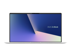 The new Asus ZenBook series have a 95% screen to body ratio. (Source: Asus)