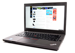 High performance: Lenovo ThinkPad T470p