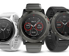Garmin Fenix 5 series multisport GPS watches
