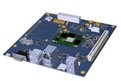 The Over:Board transforms the CM4 into a mini-ITX motherboard. (Image source: OVER:DEVICES)