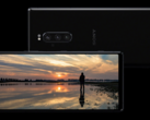 The Xperia 1 successor will take its lift its pixel count to over 10 million. (Source: Sony)