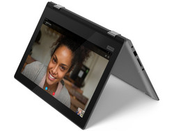 The Lenovo Yoga 330-11IGM 81A6001PGE, courtesy of notebooksbilliger.de.