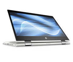 HP ProBook x360 440 G1 convertible integrates both Spectre and EliteBook features for $600 USD (Source: HP)
