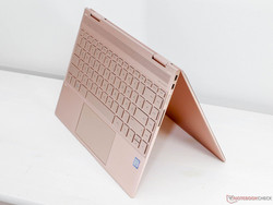 Spectre x360. Review unit courtesy of HP Germany.