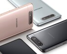 Samsung Galaxy A80 color choices (Source: Samsung)