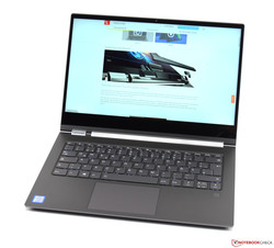The Lenovo Yoga C930 with Dolby Atmos