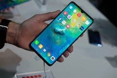 The Mate 20 X. (Source: Trusted Reviews)