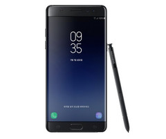 Samsung is re-launching the year-old Galaxy Note 7 as the Galaxy Note Fandom Edition for US$600. (Source: Samsung)
