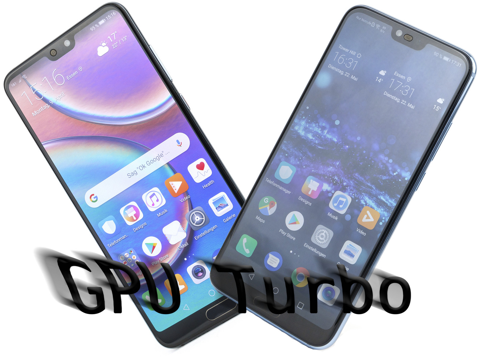 Huawei GPU Turbo Review - NotebookCheck net Reviews