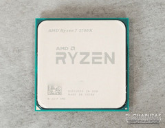 Second-gen AMD Ryzen 7 2700X has been leaked again. (Source: El Chapuzas Informatico)