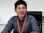 Jack Huang is spearheading Alibaba's moves to engage emerging markets in India and Indonesia. (Source: Tech in Asia)