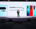 The Huawei P30 series and all its details are finally official. (Source: Huawei)