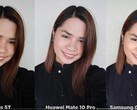 This issue has been evident on Huawei phones for a while. Look how much paler the Mate 10 Pro's image is. (Source: Manila Shaker Philippines)