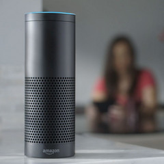 Amazon Echo in black, successor in the works according to rumors