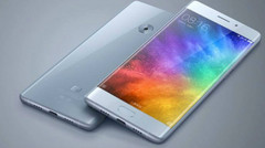 The Mi Note 3. (The Indian Express)