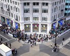 Microsoft Oxford Circus London retail store opening (Source: Microsoft News Centre UK)