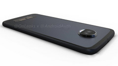 Moto Z2 Force unoffcial render, this upcoming flagship to hit all US carriers