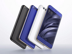 Xiaomi Mi 6 Android flagship with Qualcomm Snapdragon 835 and dual camera setup