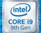 The Core i9-9900K is about 10 to 15 percent slower on laptops (Image source: Intel)