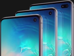 The Samsung Galaxy S10 series. (Source: Samsung)