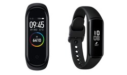 In review: Xiaomi Mi Band 4 vs. Samsung Galaxy Fit e. Review units courtesy of Trading Shenzhen and Samsung Germany.
