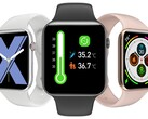 The Fobase Air Pro is an obvious Apple Watch clone. (Image source: Fobase)