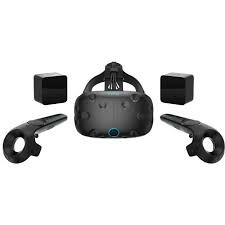The HTC Vive VR set. (Source: B&H)