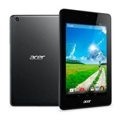 Acer Iconia One 7 Android tablet with Intel Atom processor
