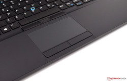 Dell Latitude 5590 touchpad and TrackPoint