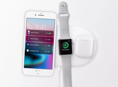 The AirPower has been cancelled some 18 months after being officially introduced by Apple. (Source: Apple)