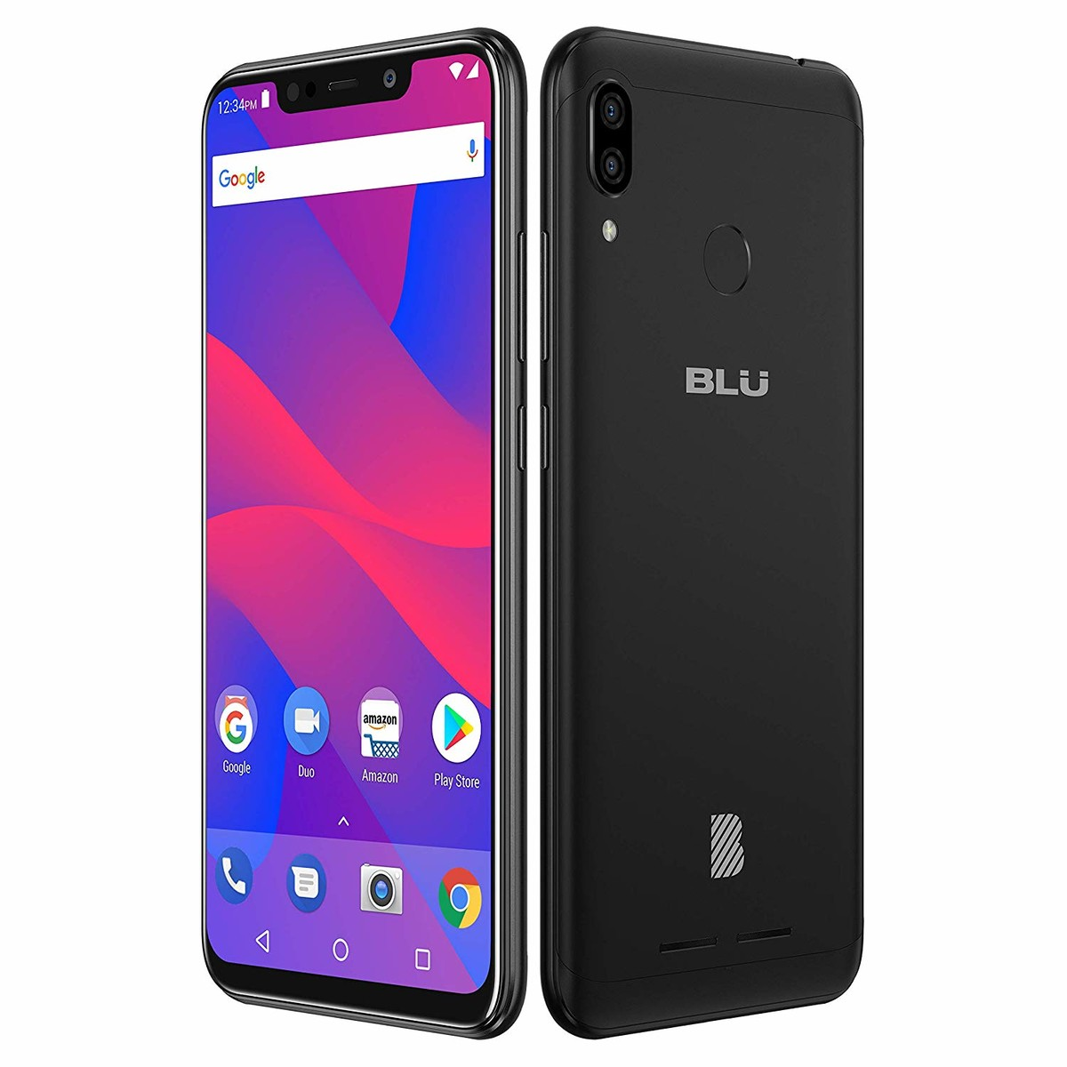 eb78dba64 The BLU Vivo XL4 offers decent mid-range performance at a reasonable price.  (Source  Amazon)